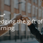 pledging the gift of learning