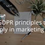 Gdpr marketing principles blog