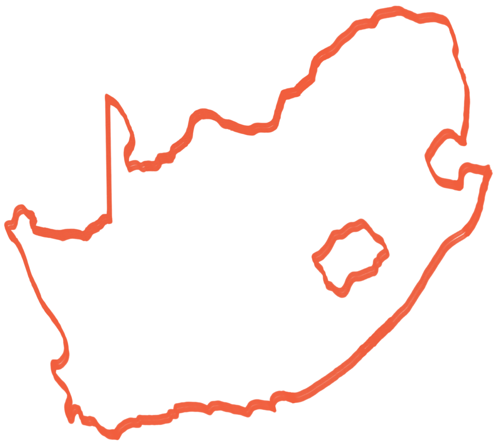 South Africa Outline