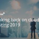 looking back on cloud hosting 2019